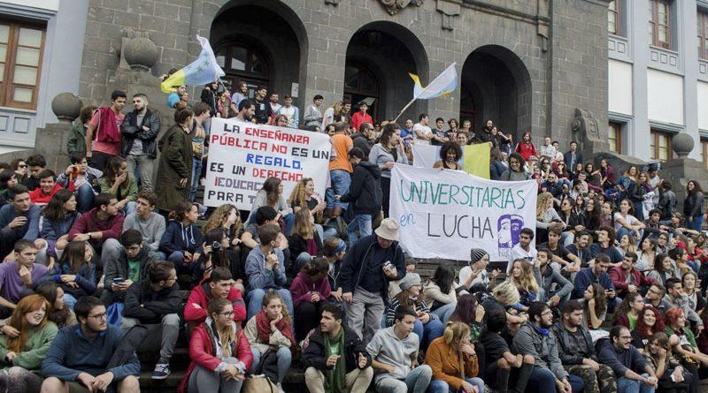 Resultado de imagen de La huelga de Educación ull