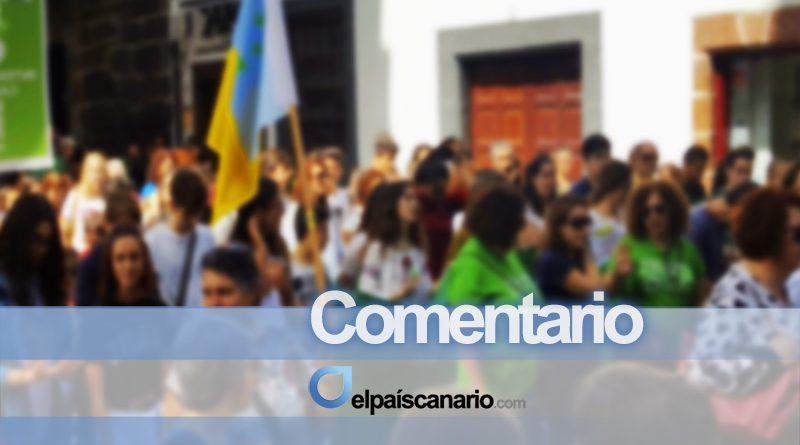 Las Islas Canarias ya no se movilizan