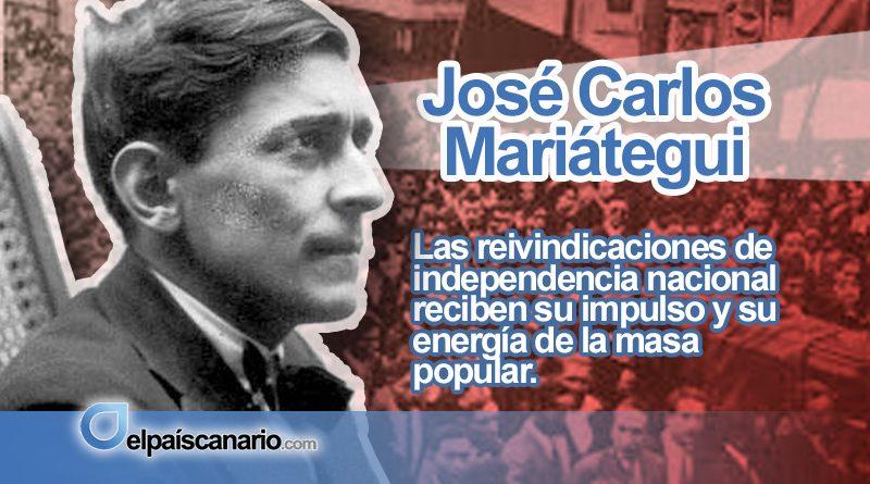 Fragmentos anticoloniales: el nacionalismo revolucionario de Mariátegui