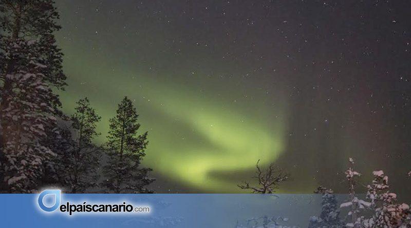 """El Centro Municipal de Cultura de Arucas acoge el Audiovisual """"En busca de las luces del Norte – Auroras Boreales en Saariselka"""""""