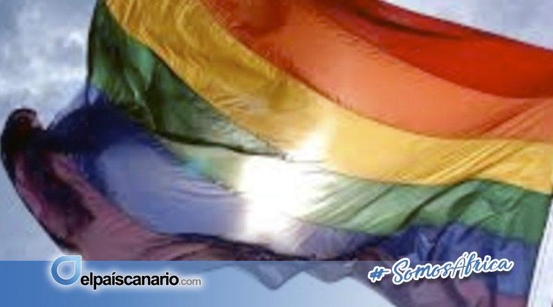 Acto Reivindicativo Por El Día Internacional Del Orgullo LGTBI+