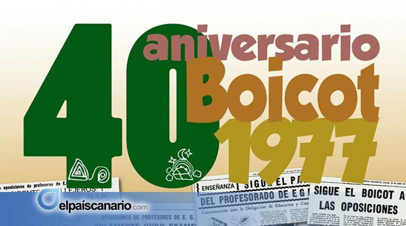 """16 JUNIO. 40 aniversario del """"Boicot de 1977"""""""