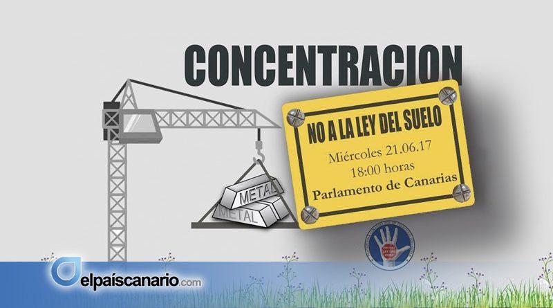 21 JUNIO. La lucha sigue: ¡¡¡no a la ley del suelo!!!