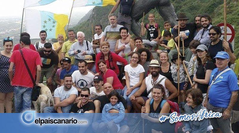 30 JULIO. XXII Homenaje al Mencey Bentor. Subida desde Tigaiga, Los Realejos (10:30 horas)