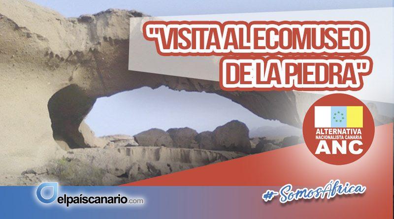 """6 AGOSTO. Visita al """"Ecomuseo de la piedra"""""""
