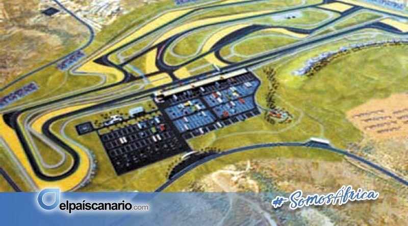 El circuito del motor de Granadilla o el rocambolesco disparate medioambiental que terminaremos pagando de nuestros impuestos