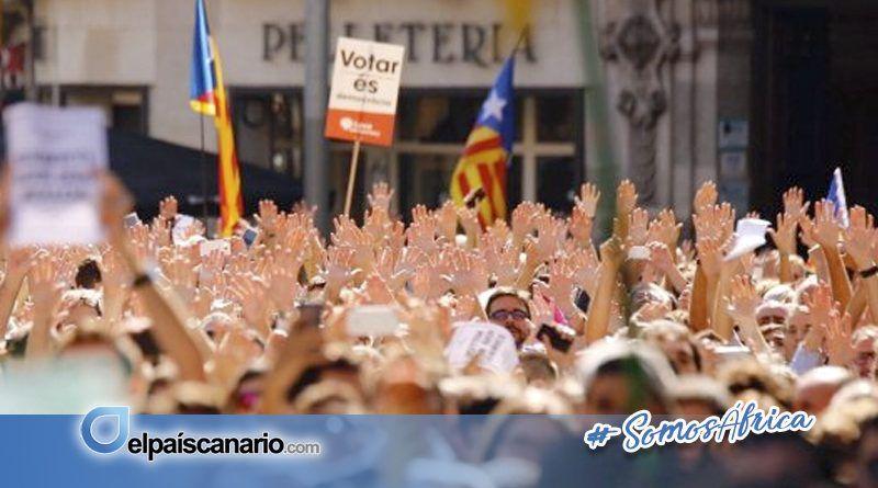 Estado de excepción en Catalunya