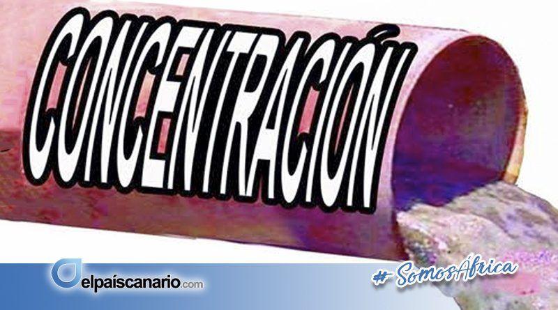 """3 SEPTIEMBRE. Concentración en Candelaria a las 11:30 horas: """"queremos aguas limpias y depuradas"""""""