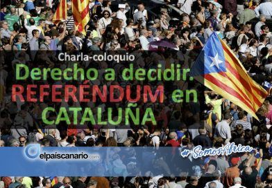 ANC participará en dos charlas-coloquios sobre el derecho a decidir y el referéndum en Cataluña