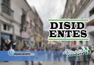 """Nace """"Disidentes"""""""