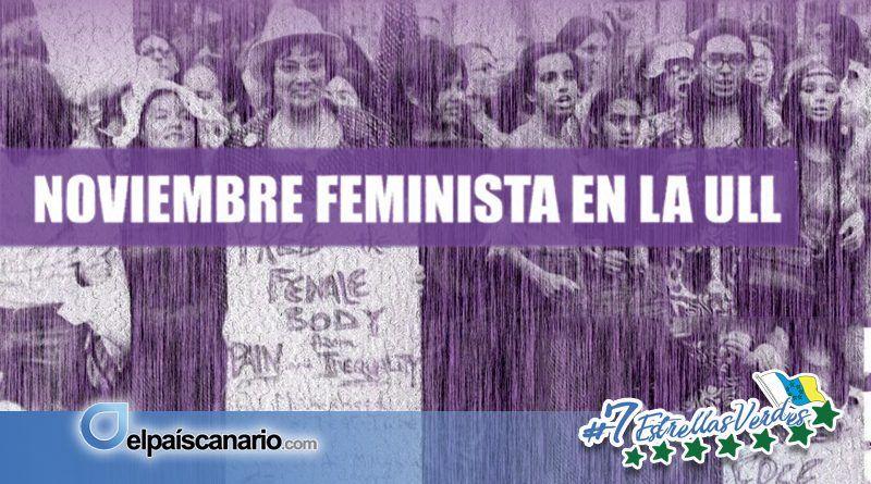 Noviembre feminista en la ULL