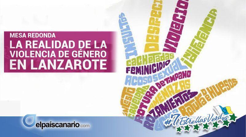Somos Lanzarote y Podemos Arrecife convocan para este miércoles  una mesa redonda que abordará la realidad de la violencia de género en Lanzarote