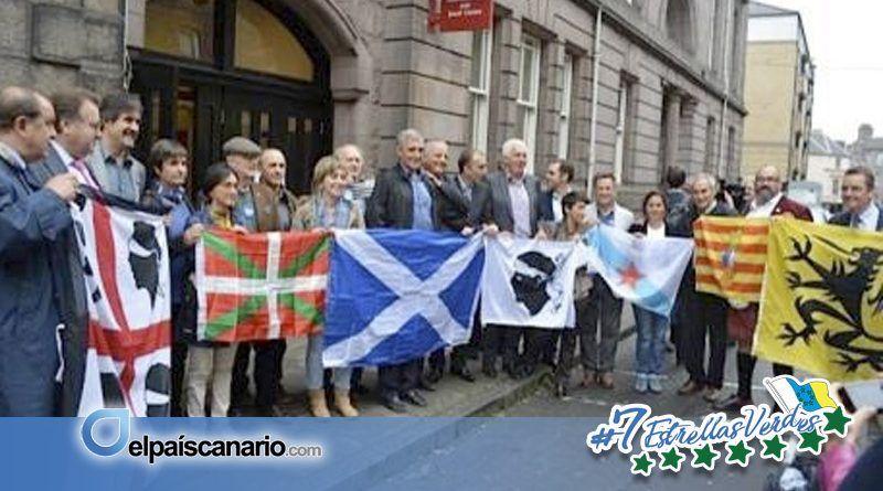 La Alianza Libre Europea (EFA) apoya la iniciativa Canarias, con voz y voto