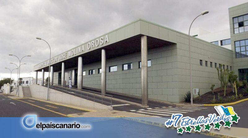 """Somos Lanzarote pide dotar al Hospital Molina Orosa de una unidad de psicología que aborde """"la dimensión emocional de la enfermedad"""""""