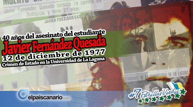 AMEC organiza unas jornadas por el 40 aniversario del asesinato de Javier Fernández Quesada