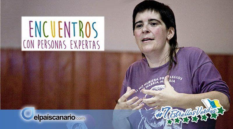 """La segunda sesión de """"Encuentros con Personas Expertas"""" se dedica a construir la paz en la vida cotidiana, con Koldobi Velasco como invitada"""