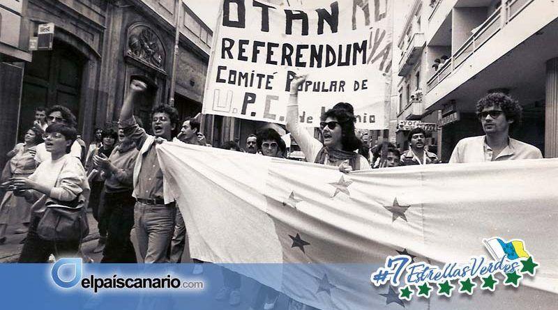 Canarias dijo no… y dice no a la OTAN