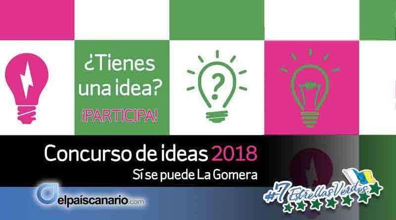 Sí se puede La Gomera convoca el 2º concurso de proyectos de interés general para la Isla