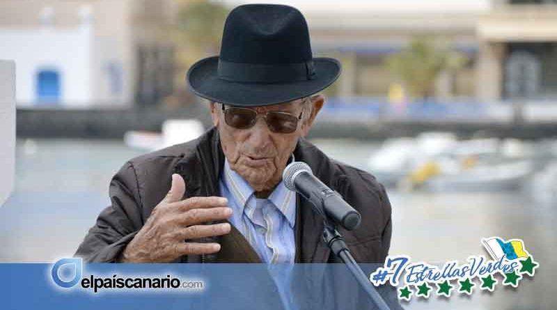 Somos Lanzarote muestra sus condolencias por el fallecimiento del artesano Juan Brito