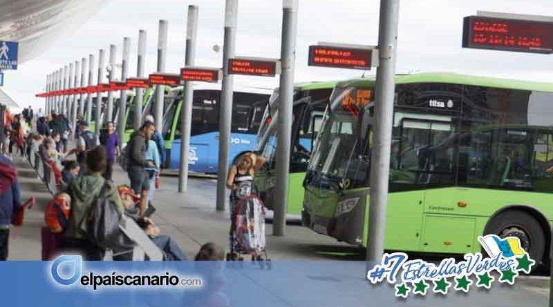 """Ecologistas en Acción Tenerife: """"los usuarios y usuarias de transporte público son discriminados por el Ayuntamiento de Santa Cruz"""""""