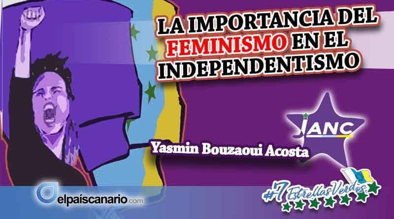 """9 MARZO. Charla: """"La importancia del feminismo en el independentismo"""""""