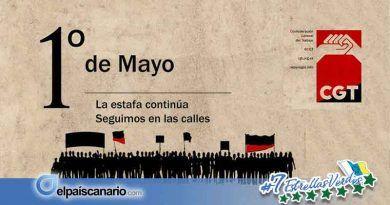 """Llamamiento de CGT por el 1º de Mayo: """"La estafa continúa, seguimos en las calles"""""""