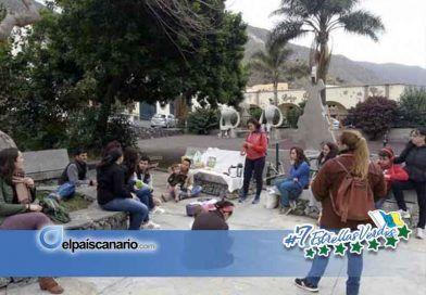 La plataforma ciudadana Vallehermoso denuncia que el Ayuntamiento pretende destruir un Parque Infantil para construir un aparcamiento