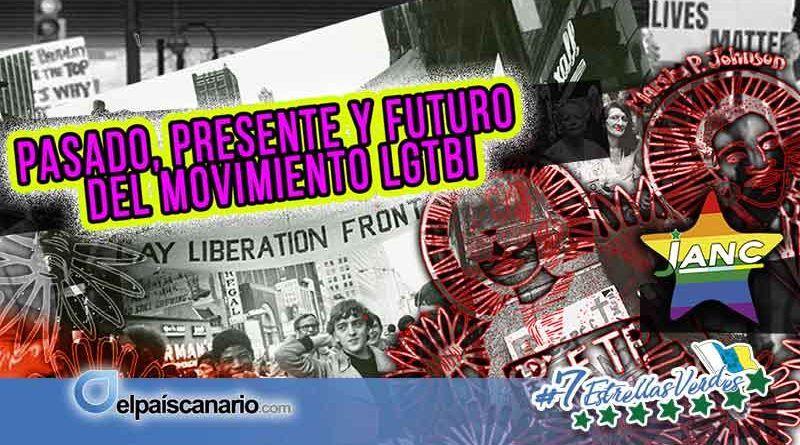 """25 MAYO. """"Pasado, presente y futuro del Movimiento LGTBI"""""""