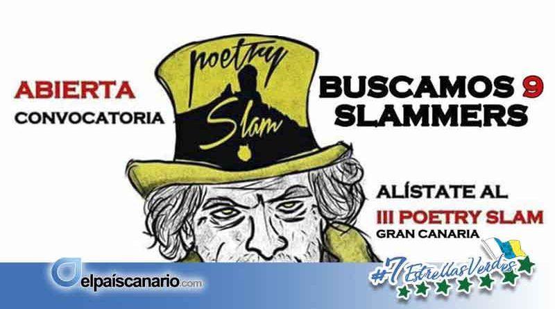 El Poetry Slam Gran Canaria abre nueva convocatoria