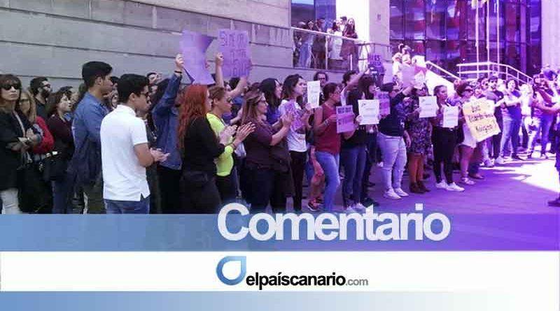 """""""Alerta feminista"""" en Canarias (VÍDEOS)"""