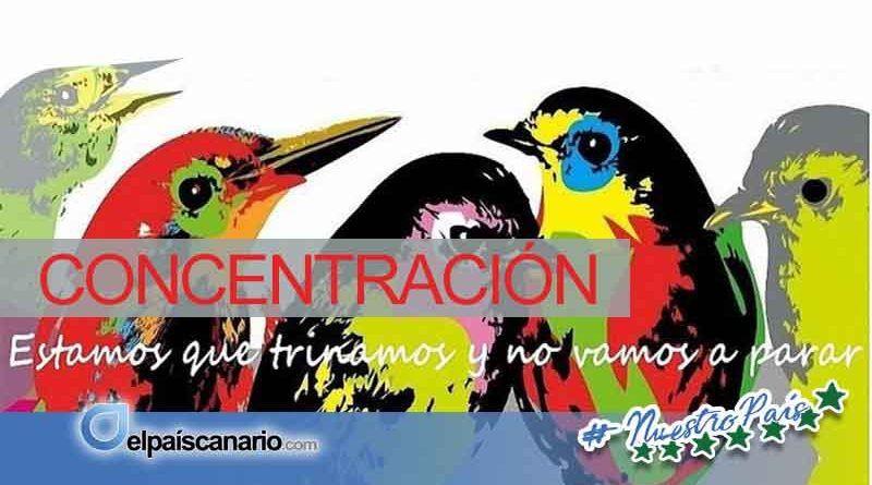 19 JUNIO. Convocada concentración en defensa de las pensiones en Santa Cruz de Tenerife