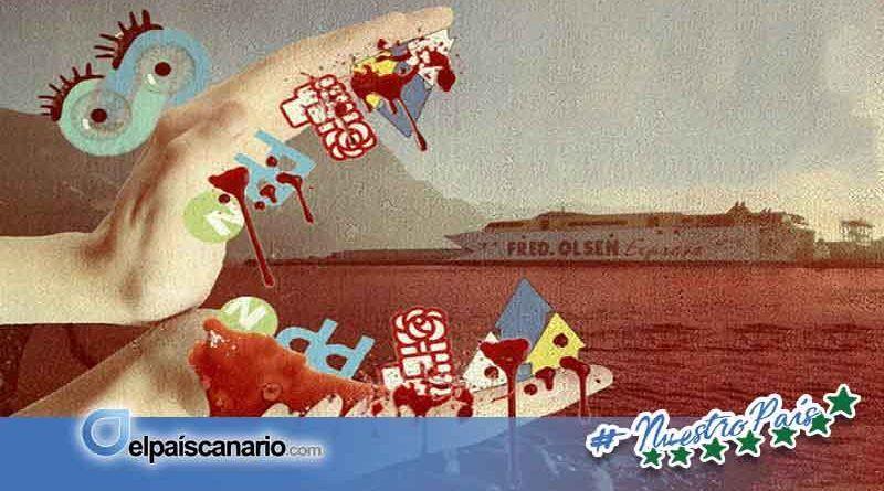 Canarias se moviliza contra la ampliación del muelle de Agaete
