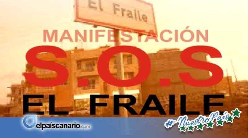 22 JUNIO. El Fraile se moviliza contra la dejadez municipal