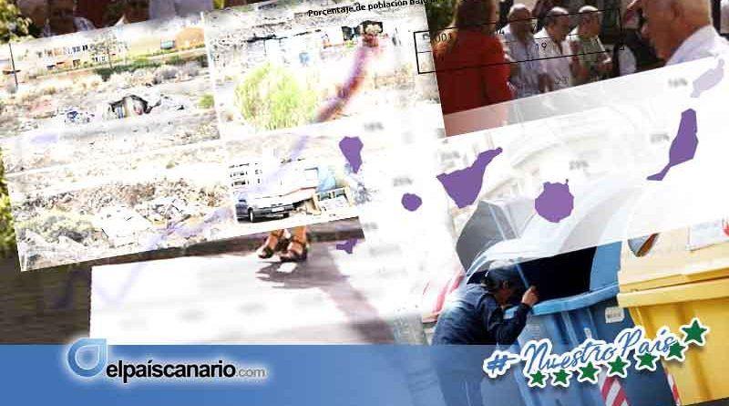 """ANC: """"los datos de la pobreza en Canarias son los datos de la dependencia y de las políticas vinculadas al saqueo y la desposesión"""""""