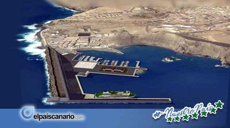 Ben Magec-Ecologistas en Acción considera un verdadero disparate los planes de ampliación para los puertos canarios, entre los que se encuentra el Puerto de Agaete