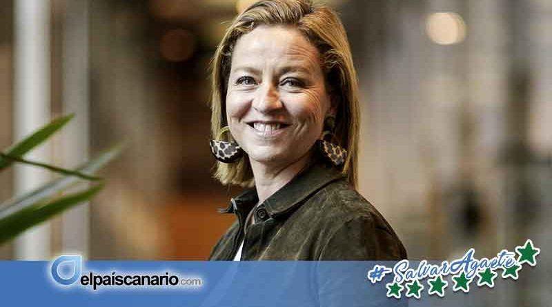 Ana Oramas. Gran actriz dramática   Elpaíscanario.com