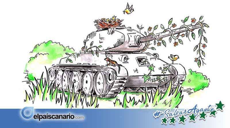 """7 JULIO. Se llevará a cabo la Charla """"Día de la paz, justicia social y medioambiental"""", en Valleseco"""