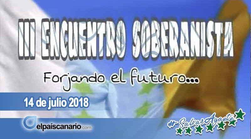 Convocado el tercer encuentro por la unidad de las fuerzas soberanistas de Canarias