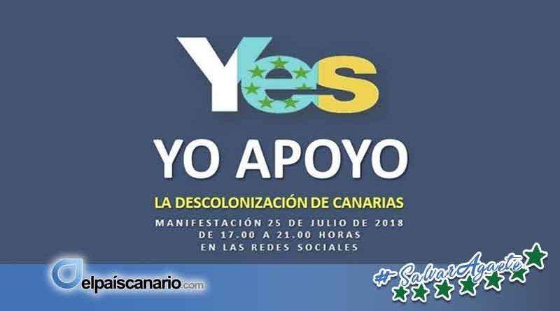 HIJOS DE CANARIAS, una apuesta por la unidad de acción de los independentistas canarios