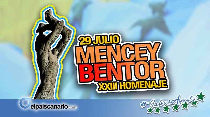 29 JULIO. XXIII Homenaje al Mencey Bentor