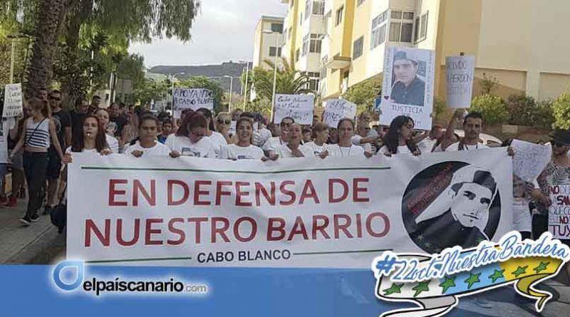 Cabo Blanco pide justicia para Ibrahim y dignidad para el barrio