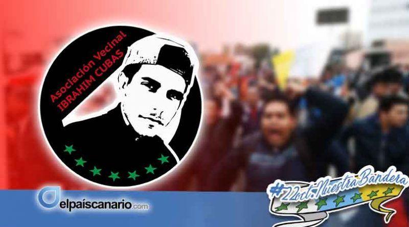 18 AGOSTO. Los vecinos de Cabo Blanco convocan manifestación para pedir justicia por Ibrahim Cubas