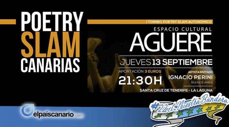 "13 SEPTIEMBRE. Primer Torneo Autonómico ""Poetry Slam"""