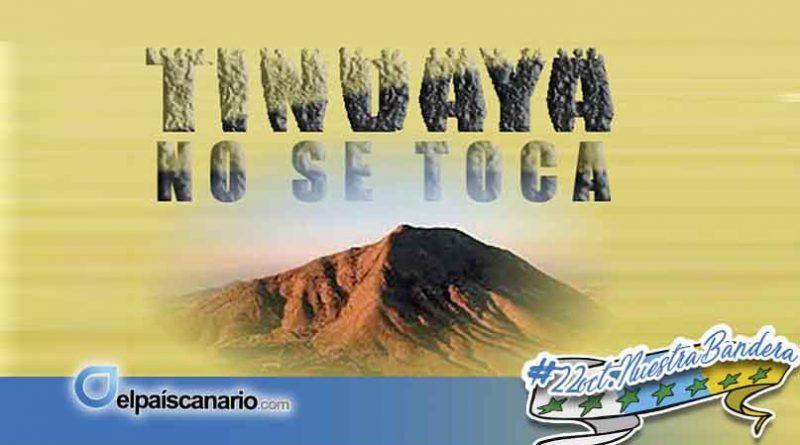 """15 SEPTIEMBRE. Se abre la Exposición Fotográfica itinerante """"Tindaya no se Toca"""""""