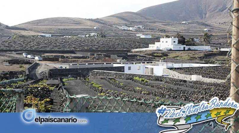 Somos Lanzarote pide que se aclare si la bodega que construye el ex alcalde de San Bartolomé tiene licencia en vigor