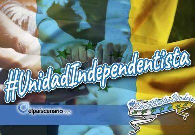 ANC apuesta por la unidad del independentismo canario