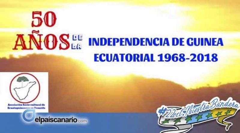 Conmemoración de los 50 años de la independencia de Guinea Ecuatorial