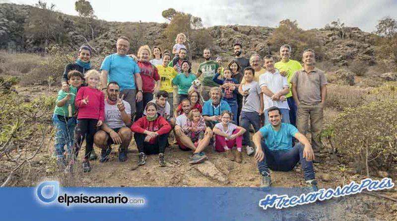 11 NOVIEMBRE. Activat y La Vinca Ecologistas en Acción convocan una plantación de flora canaria en las laderas del Tiro Pichón (Arucas)