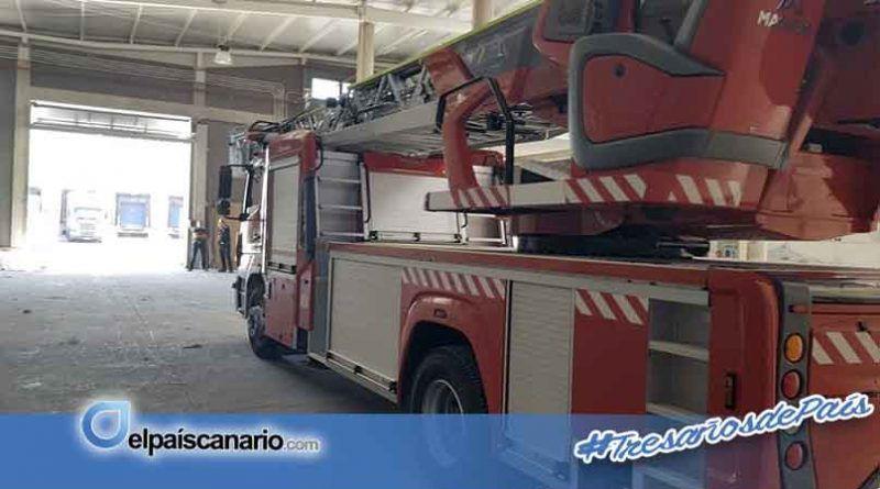 El Consorcio de Tenerife formaliza la compra de la nave del nuevo parque de bomberos de Güímar