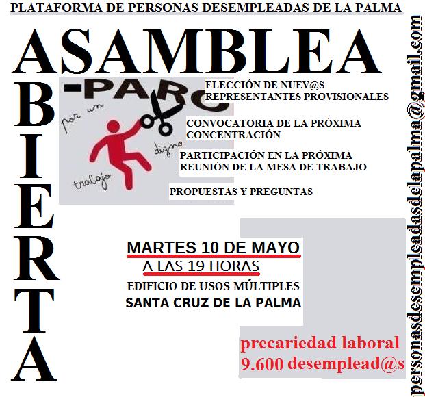 ASAMBLEA ABIERTA la palma el pais canario.com